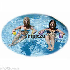 Pool Noodle Chairs Floating Hammock Pool Float Kids and Adults