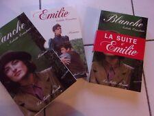 coffret Arlette Cousture LES FILLES DE CALEB 1 et 2 Emilie + Blanche