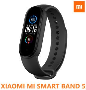 Smart band Xiaomi Mi Band 5 Fitness Activity Tracker Contapassi Smartwatch Nuoto