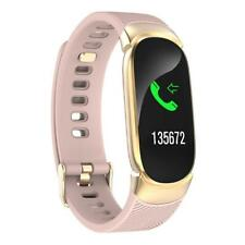 QW16 Women Smart Bracelet Heart Rate Tracker Watch Waterproof for Android/iPhone