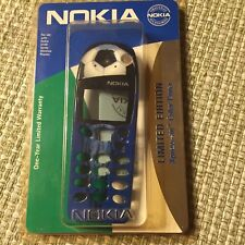Nokia Xpress-on Color Cover 5100 Series Limited Edition Soccer Phone Faceplate