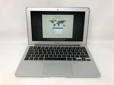 MacBook Air 11 Mid 2013 1.3GHz i5 8GB 256GB SSD Good Condition - Turkey Keyboard