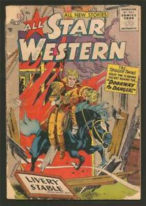 All Star Western #89, July 1956