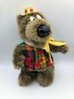 Official Humphrey B Bear Banksia Productions Plush Stuffed Toy Animal Kids Teddy
