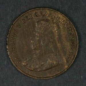 1924 Canada One 1 Cent coin