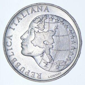 Better Date - 1985 Italy 500 Lire - SILVER *240
