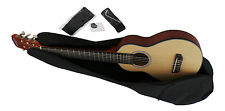 Left Handed Classical Guitar Pack 34 inch Traveller Gitar Bag Strap picks travel