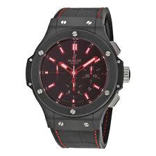 Hublot Big Bang Red Magic Black Dial Automatic Mens Watch 301CI1123GR