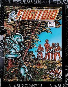 Fugitoid 1 1985 Mirage Studios Ninja Turtles Peter Laird Kevin Eastman 1st Print