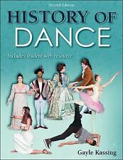 History of Dance by Kassing, Gayle , Product Bundle