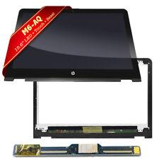 "Black HP Envy x360 M6-AR 15.6"" LED Touch Screen Panel Bezel w PCB Control Board"