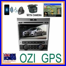 HOLDEN VE COMMODORE SERIES 1 STEREO GPS DVD APPLE CARPLAY ANDROID AUTO HEAD UNIT