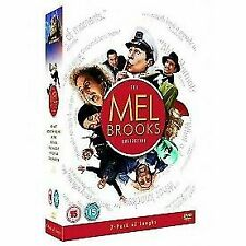 The Mel Brooks Collection DVD Region 2