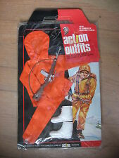 GI JOE ACTION MAN  BLISTER   ACTION OUTFITS AVENTURIER LNJ TOYS