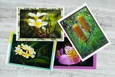 Handmade Cards|Birthday card|Photo card|Flower pictures|Frangipani|Cards eBay