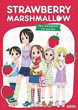 Strawberry Marshmallow TV DVD 3 DISC SET BRAND NEW UPC 814131019288