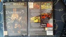 Dungeons II Day One Edition  PC SIGILLATO EDIZIONE ITALIANA