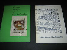Postage Stams of Czechoslovakia