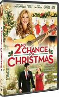 2nd Chance for Christmas DVD NEW 2019 NEW FREE SHIPPING preorder