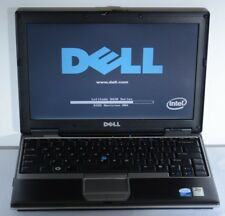 "Dell Latitude D420 12.1""  Intel Core Duo 1.06GHz RAM 512B NO HDD Boot to BIOS"