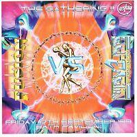 FUSION ADRENALIN Rave Flyer Flyers 17/9/99 A4 Bath Pavillion