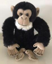 Webkinz Ganz Signature Chimpanzee Plush Toy Retired No Code