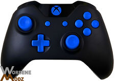 BLUE OUT 5000 + XBOX ONE Modded Controller, Works on all games COD Black OPS 3