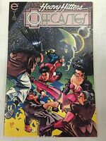 Offcastes #1 Comic Book Epic 1993 - Heavy Hitters