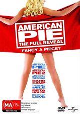 AMERICAN PIE The Full Reveal Season Series 1, 2, 3, 4, 5, 6 & 7 DVD Box Set R4