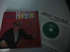 RARE CD 8T FORMAT 25 CM JOHNNY HALLYDAY RETIENS LA NUIT EXCLU. DIAL EDIT LIMITEE