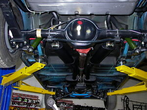FORD XY FALCON GT SEDAN XYGT EXHAUST KIT WITH  TIPS NEW