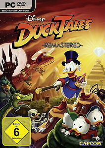 DuckTales Remastered (PC, 2013, DVD-Box)