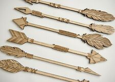 Tribal Wooden Arrow - Home Decor Wall Door Art Nursery Kitchen Living Wedding