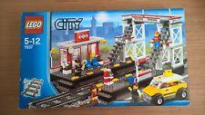 Nuevo LEGO 7937 estación de tren de la ciudad