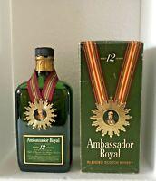 Ambasciatore Royal 12 anni Scotch Whisky ( 75cl, 43%)