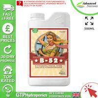 Advanced Nutrients B-52 500ml - B Vitamin Plant Booster Nutrient Additive 500ml
