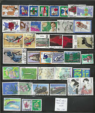 Japan.#1302/1812.Used.197 7/88.Coll of 40 Diff