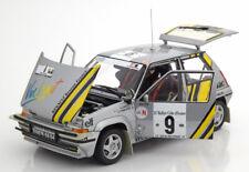 RENAULT SUPER CINQ GT TURBO #9 RALLYE COTE D'IVOIRE 1989 OREILLE THIMONIER NOREV
