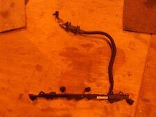 2012 bmw X5 30D E70 3.0 xdrive diesel injector wiring loom harness 738050805/b