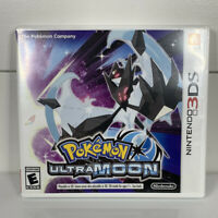 Pokémon Ultra Moon (3DS, 2017) CIB, Authentic & Tested