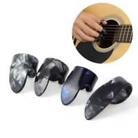 1 Thumb + 3 Finger Nail Acoustic Electric Classical Guitar Picks Plectrum Set