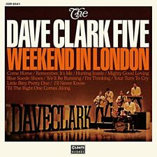 DAVE CLARK FIVE-WEEKEND IN LONDON-JAPAN MINI LP CD BONUS TRACK
