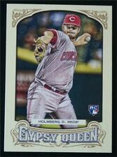 2014 Topps Gypsy Queen #290 David Holmberg RC - NM-MT