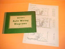 1957 1958 1959 1960 WILLYS JEEP CJ-5 6 3B DJ-3A DISPATCHER 6-226 WIRING DIAGRAMS