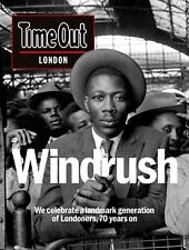 WINDRUSH TIME OUT LONDON No 2486 June 26 - July 2 2018 EVENTS LISTINGS