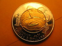 Canada 1999 $2 Coin Nunavut Territory Creation-Canada's Map Changed.