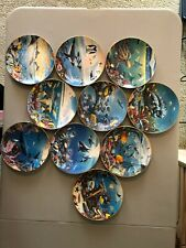 Under the Sea Hamilton plate collection