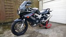 HONDA FIRESTORM 2000 BLACK VTR 1000 V TWIN LOW MILEAGE JUST SERVICED READY TO GO