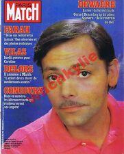 Paris Match n°1731 du 30/07/1982 Patrick Dewaere Battiston Noah Vilas