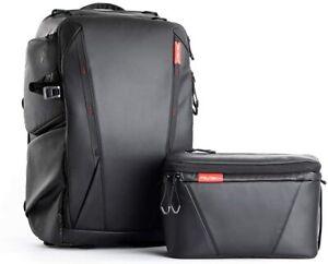 PGYTECH OneMo Backpack 25L+Shoulder Bag (Twilight Black)